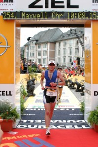 ironman finish germany