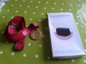 Gold medal and Runderwear
