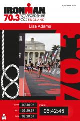 Lisa Adams Ironman